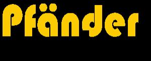 Pfänderlauf Bregenz Logo